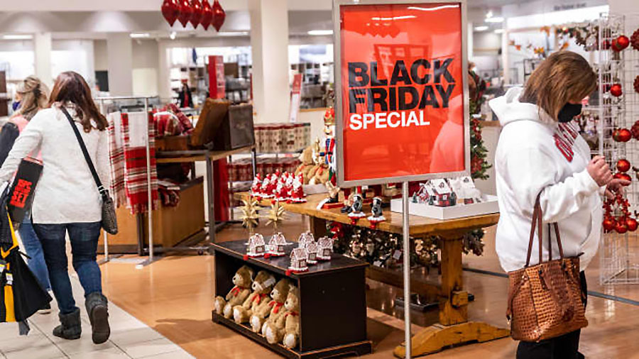 Sensormatic Solutions Sees In-Store Traffic Tumble On Black Friday