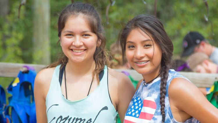 Highland Lakes Camp