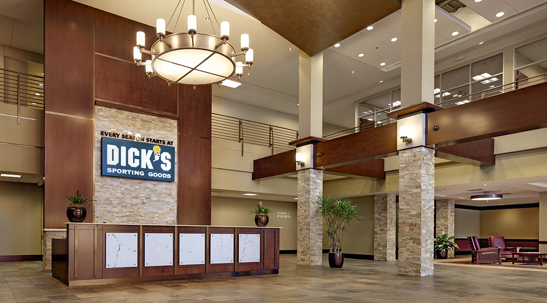 Dick's SG's Q3 Earnings Surge On 23 Percent Comp Gain