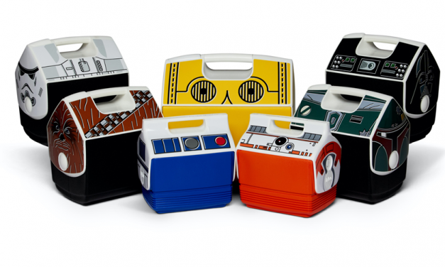 Igloo Drops Playmate Coolers Inspired By Star Wars