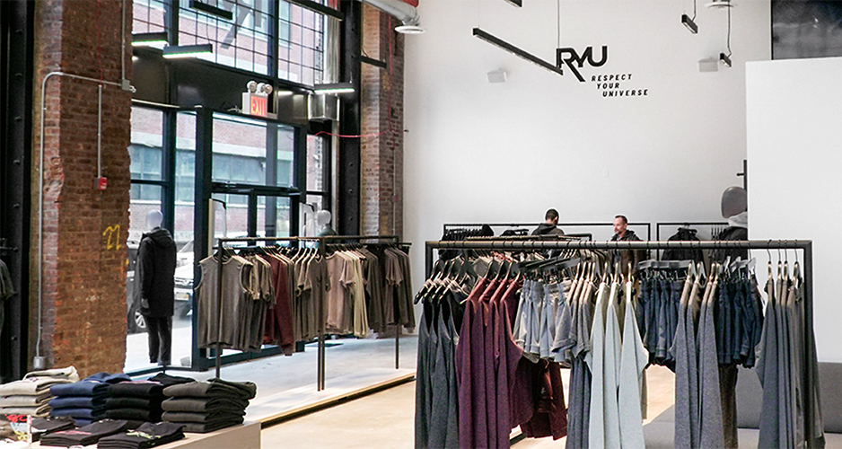 RYU Apparel Appoints North American Wholesale General Manager