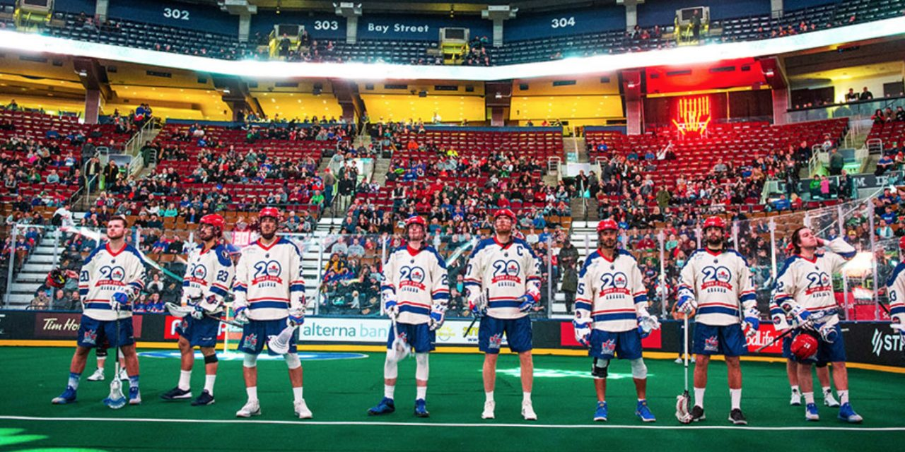 National Lacrosse League Partners With Fanatics