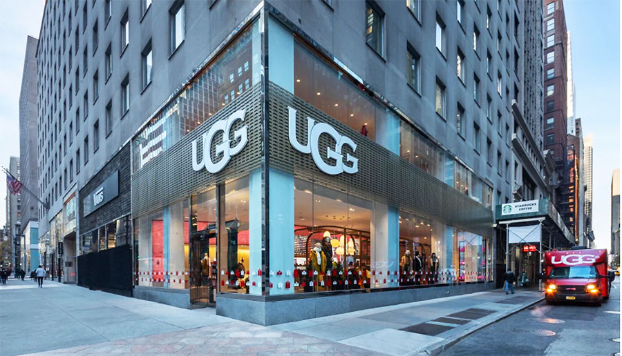 Ugg's Flagship Store Opens In NYC