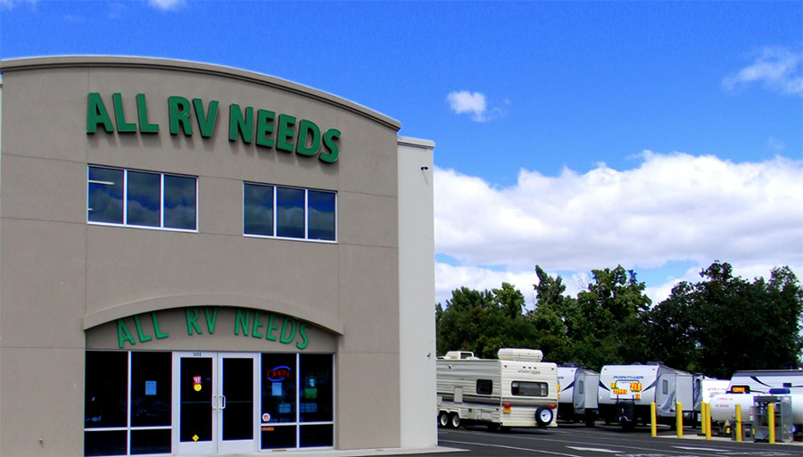 Camping World To Acquire All RV Needs