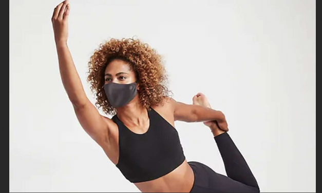 Athleta Bangs Out Record September Comps