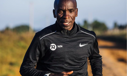 Coros Wearables To Sponsor Eliud Kipchoge And NN Running Team