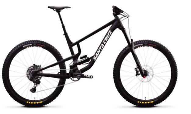 Recall: Santa Cruz Bicycles