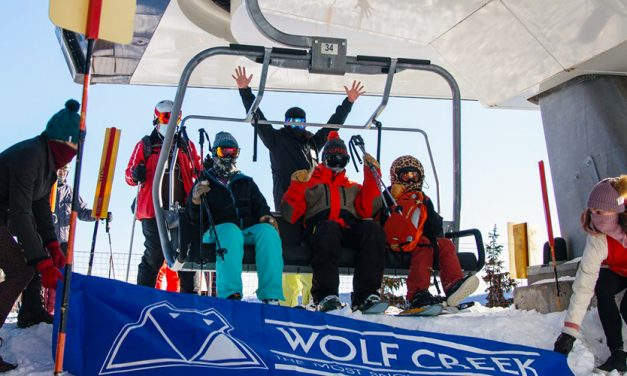 Ready, Set, Shred: Wolf Creek Beta Tests Country's First COVID Ski Plan