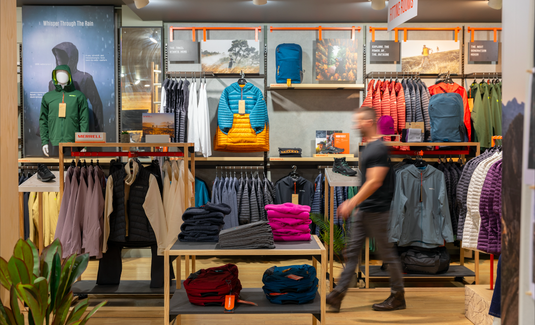 Merrell Partners With Blacks; Launches First Shop-In-Shop In UK