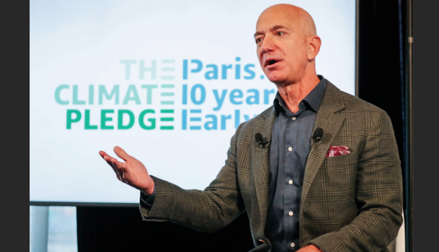 Brooks And Vaude Sign The Climate Pledge