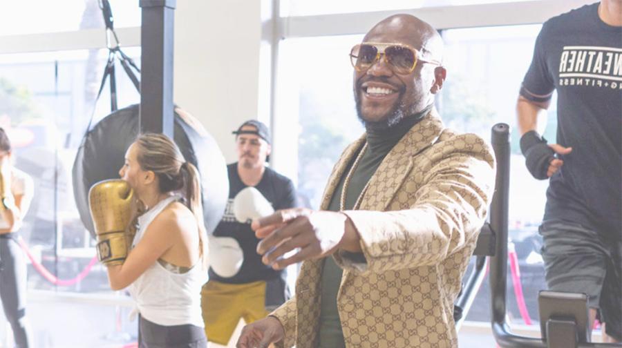 Mayweather Boxing + Fitness Opens First Michigan Studio