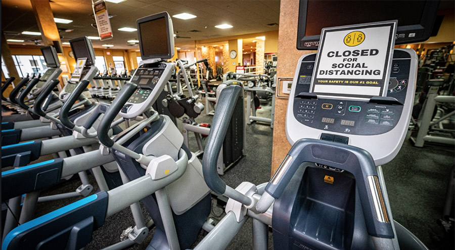 Colorado Data Shows No Link Between Gym Attendance And COVID-19 Cases