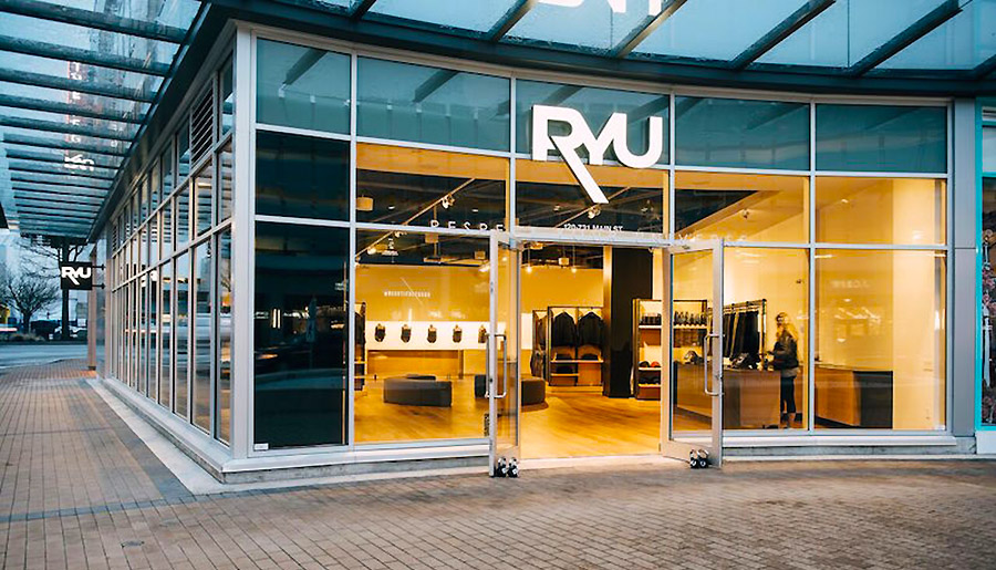 RYU Apparel Closes Private Placement