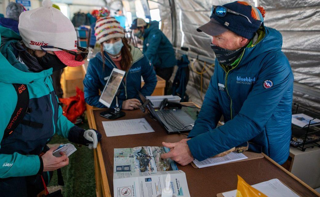 Big Agnes Partners With  Bluebird Backcountry Ski Area For 2020/21 Season
