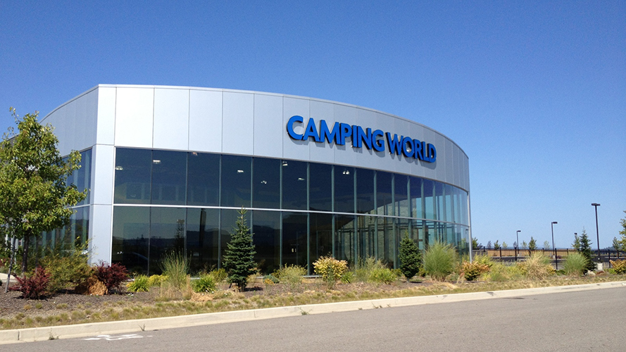 Camping World's Debt Ratings Upgraded
