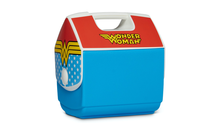 Igloo Releases Wonder Woman Playmate
