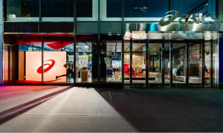 Asics Closes Flagship Store In Manhattan