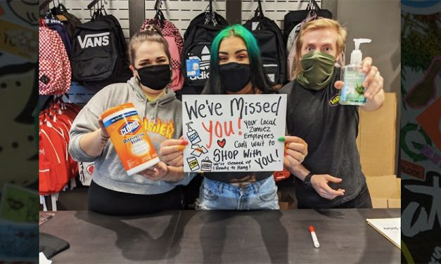 Zumiez's Store Associate Home Delivery Service Off To Strong Start