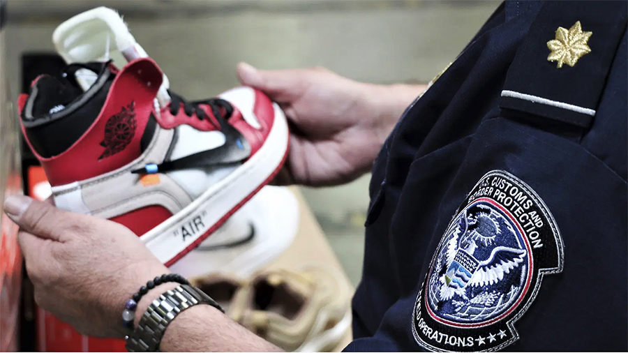 Nike Sues Nearly 600 Websites For Selling Counterfeit Sneakers