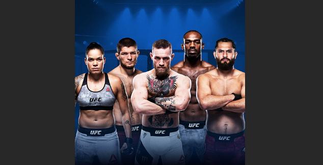 UFC Names Zappos.com Official U.S. Licensing Partner