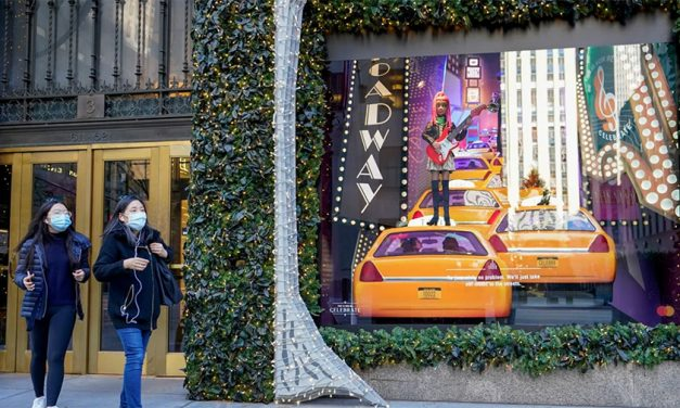 Retail Sales Drop In December For Third Straight Month
