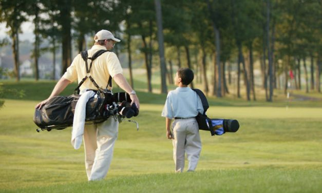 Golf Rounds Played Surge In December