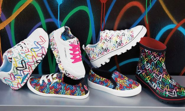 Skechers Launches Collaboration With Artist James Goldcrown