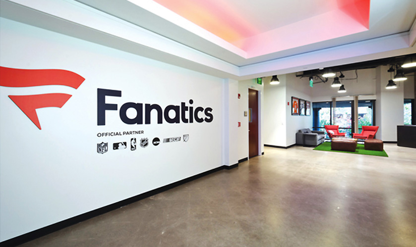 Fanatics' CEO Touts Benefits Of Agility During The Pandemic