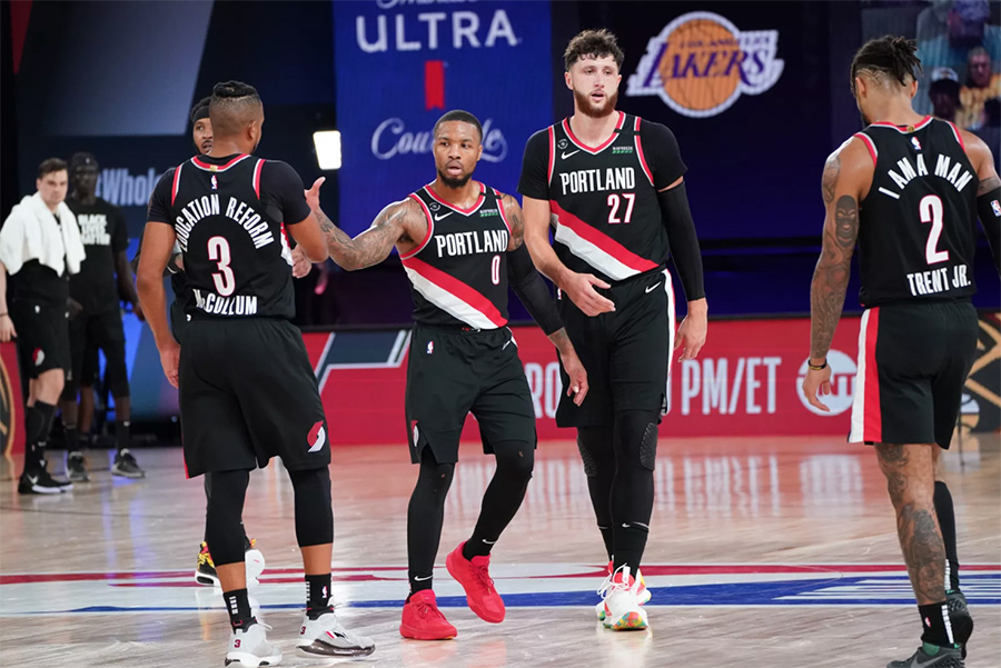 Adidas Extends Partnership With The Portland Trail Blazers