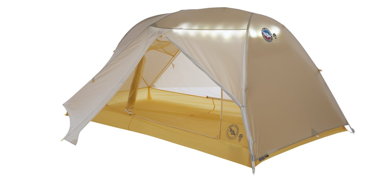 Big Agnes Introduces Solution Dyed Fabric Tents And Sugarcane-Based Sleeping Pad