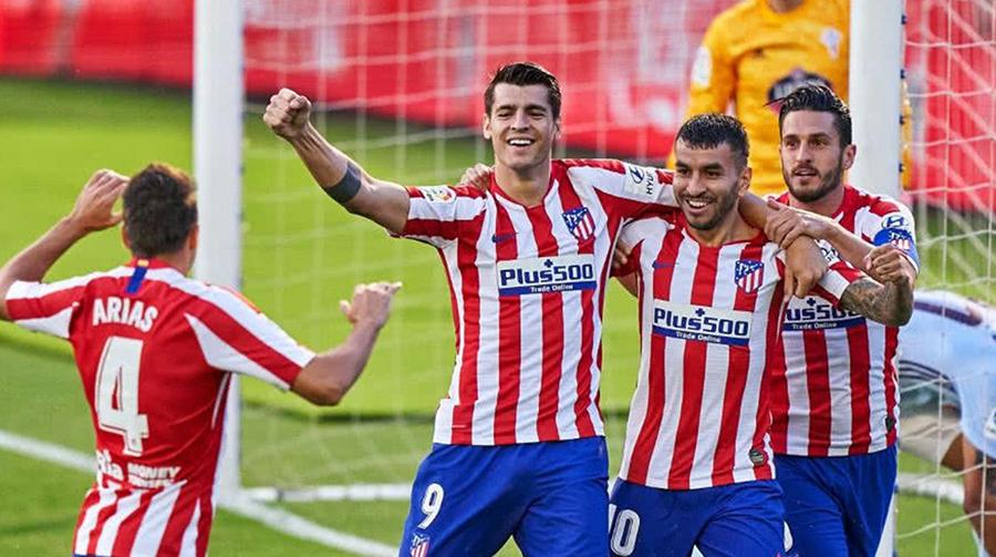 Fanatics Extends Partnership With Atlético De Madrid