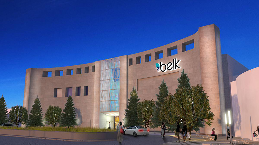 Belk Seeking Out-Of-Court Financial Restructuring