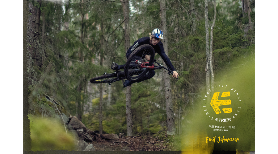 Etnies Welcomes Emil Johansson To MTB Team