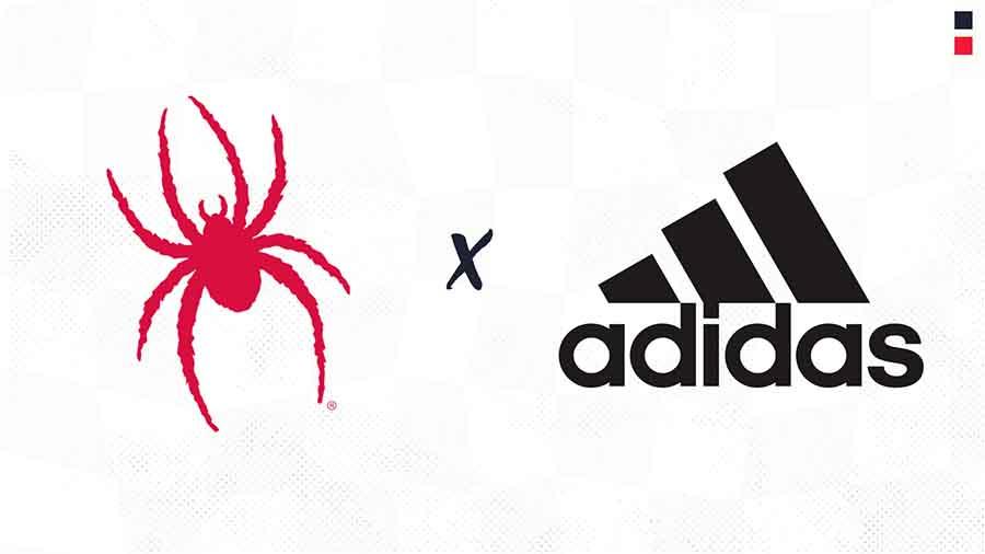 Adidas Partners With Richmond Athletics