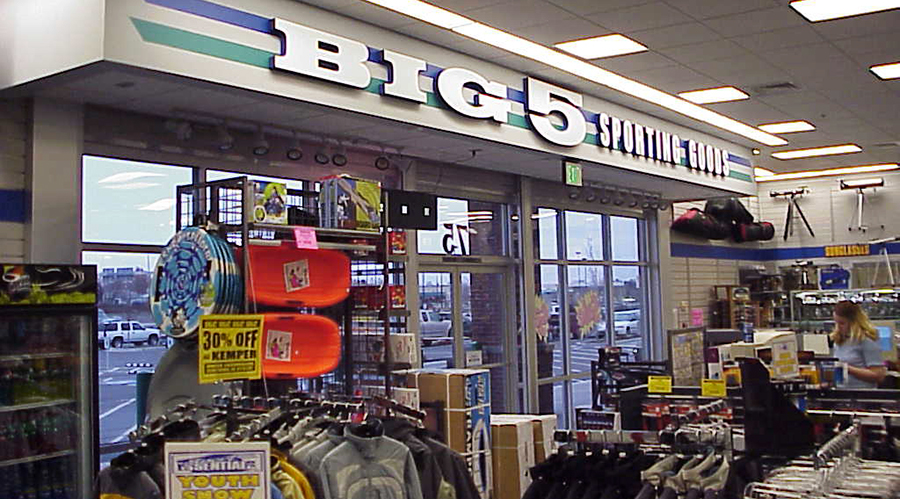 Big 5 Sporting Goods Enters Into New Five-Year Credit Facility