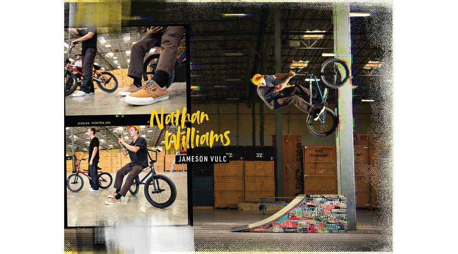 Etnies Rolls Out Nathan Williams, Jordan Godwin and Tommy Dugan Shoes