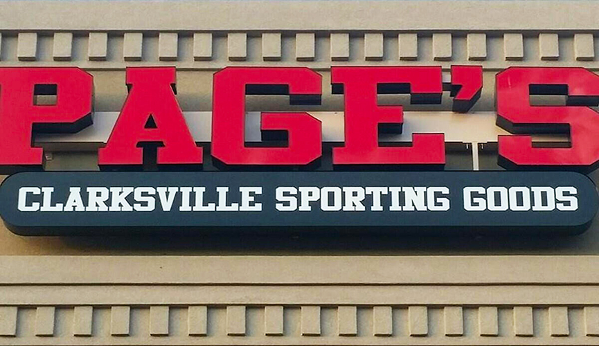 Page's Clarksville Sporting Goods To Close