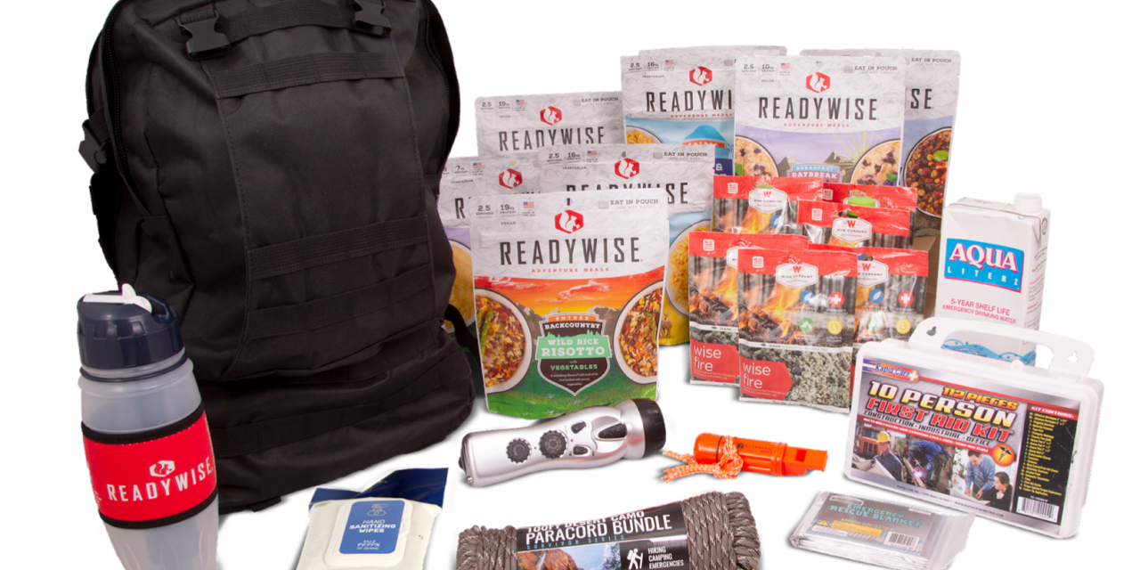 ReadyWise Launches Two New Emergency Backpacks