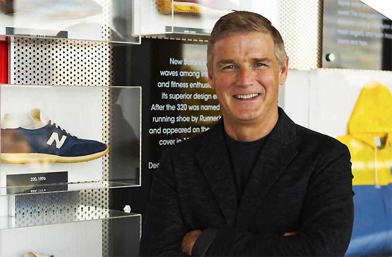 New Balance's CEO Talks About Digital Transformation
