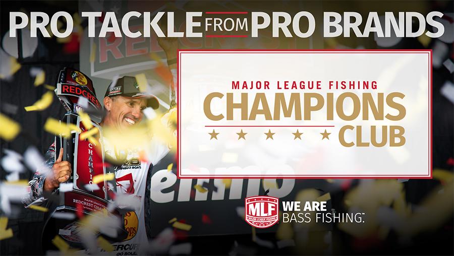 Major League Fishing Announces Champions Club Membership Program