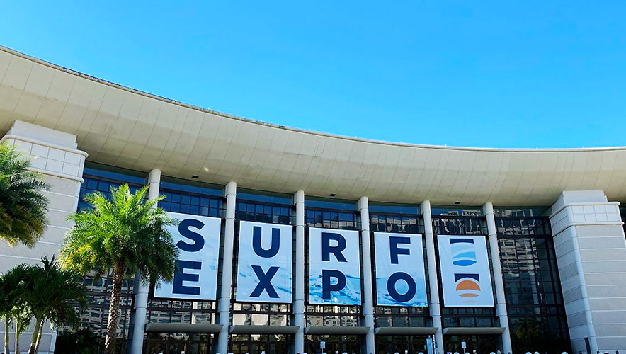 Surf Expo Hosts First In-Person Trade Show Of The Year