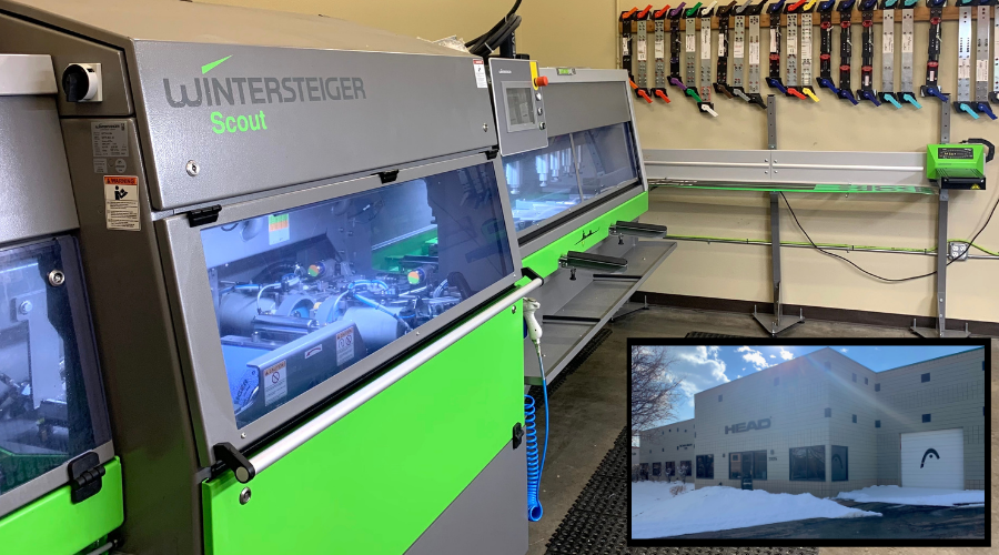 Wintersteiger Partners With Head USA, Creates Working Showroom In Colorado