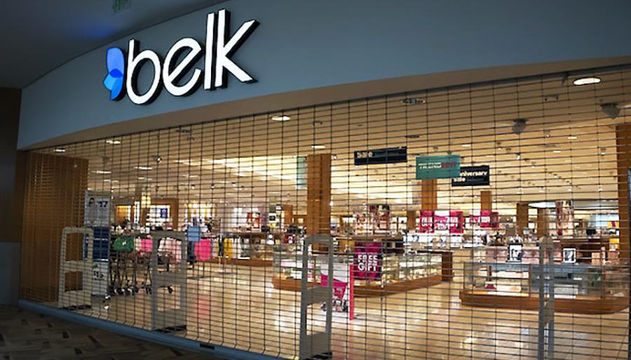 Belk Files For Bankruptcy