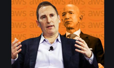 Amazon Announces CEO Transition