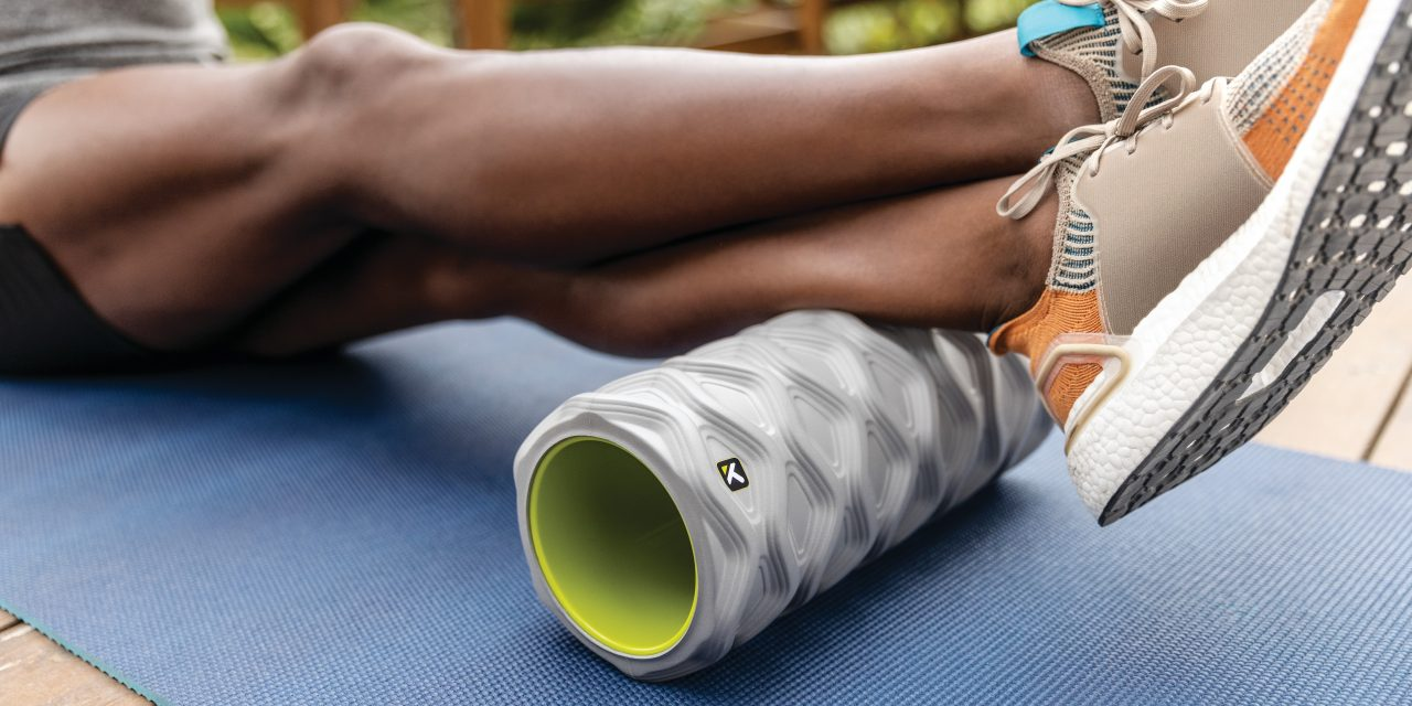 TriggerPoint Introduces The RUSH Foam Roller With Textured Surface