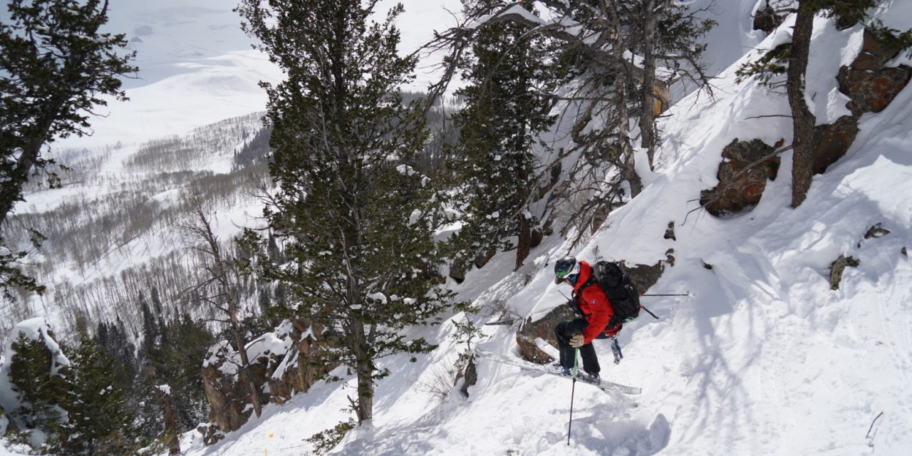Bluebird Skies, First Backcountry Ski Area, Booms During Pandemic