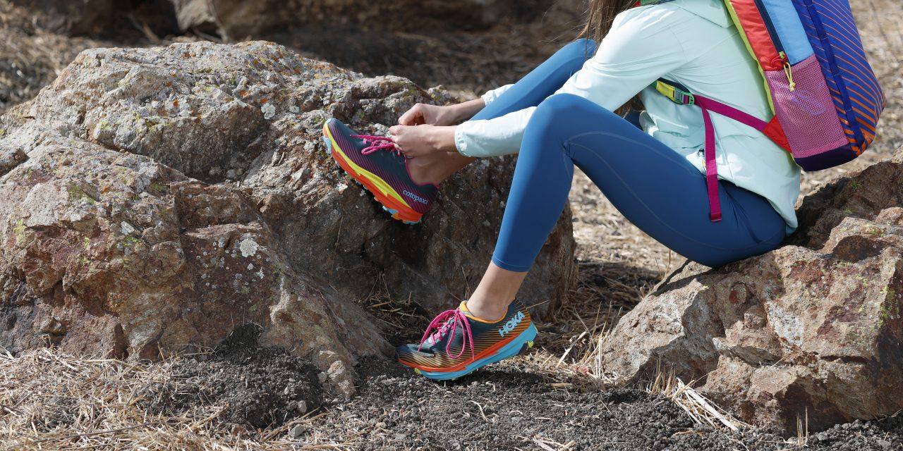 Cotopaxi  x HOKA Empower Athletes To Explore The Trails