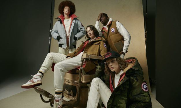Canada Goose And NBA Announce Multiyear Partnership