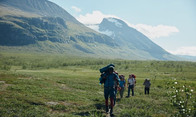 Klättermusen SS21 Hiking And Trekking Collection Offers Water/Windproof Fabric Innovations