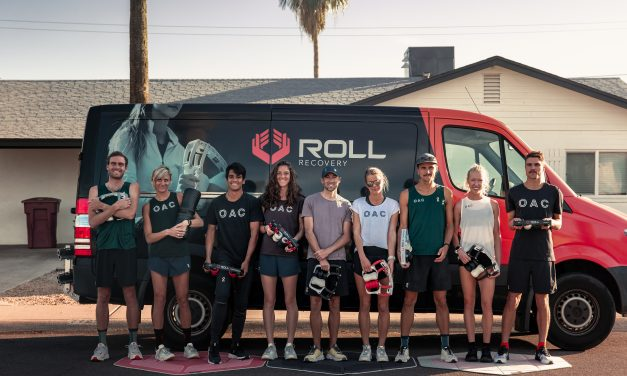 ROLL Recovery Partners With On Athletics Club
